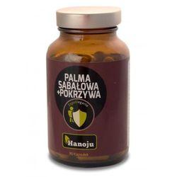 Palma Sabałowa ekstrakt 250mg + Pokrzywa ekstrakt 200mg (90 kaps.)