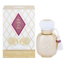 Les Parfums de Rosine Une Folie de Rose perfumy dla kobiet 50 ml + do każdego zamówienia upominek.