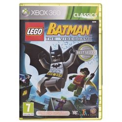 Batman The Video Game (Xbox 360)