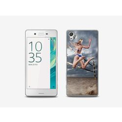 Foto Case - Sony Xperia X - etui na telefon - sport