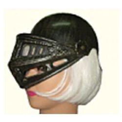 Hełm rycerski z przyłbicą - przebrania i dodatki dla dorosłych
