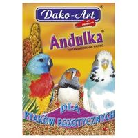 DAKO-ART Andulka - proso witaminizowane dla ptaków egzotycznych 500g