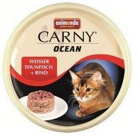 Animonda Carny Ocean tuńczyk i wołowina 80g