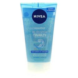 Nivea Aqua Effect Odświeżający żel do mycia twarzy 150 ml