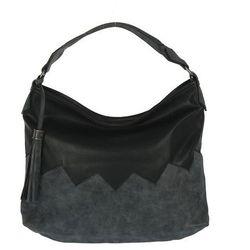 6e5cb6b68092d torebka skorzana dudlin listonoszka czarna - porównaj zanim kupisz