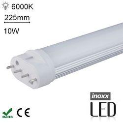 INOXX 2G11 225 6000K 10W FS Świetlówka LED 2G11 4pin Zimna 10W 225mm 6000K