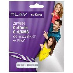 STARTER Play na Kartę 5 ZŁ ( microsim)