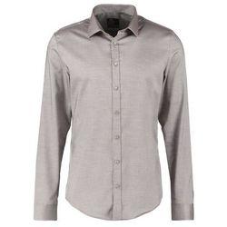 Seidensticker Uno Super Slim SUPER SLIM FIT Koszula biznesowa beige