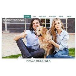 Szablon Joomla / WordPress dla hodowli psów SH1d