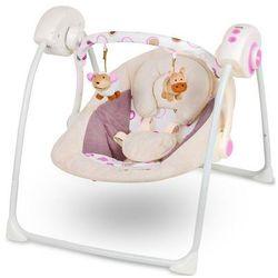 KinderKraft Huśtawka Easy Swing pink