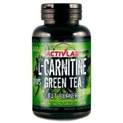 ActivLab L-Carnitine + Green Tee - 60 kapsułek