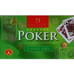 Gra- Poker ALEX