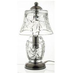 Lampa stojąca nocna stołowa kryształowa - 2331