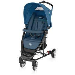 Baby Design, Wózek spacerowy, Enjoy New. 03 Blue Darmowa dostawa do sklepów SMYK