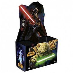 Pojemnik na przybory szkolne Star Wars [4 szt.]