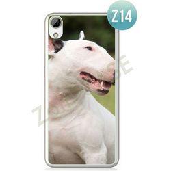 Obudowa Zolti Ultra Slim Case - HTC Desire 626 - Psy - Wzór Z14 - Z14