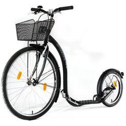 Kickbike Hulajnoga City G4 z praktycznym koszem Darmowa wysy?ka i zwroty