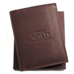 Portfel męski skórzany Always Wild N4 CCF B