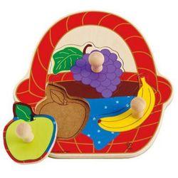 HAPE Koszyk piknikowych owoców - puzzle