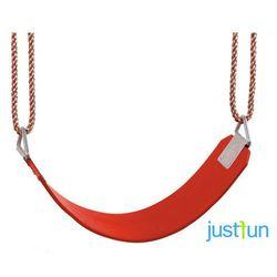 Huśtawka elastyczna - czerwony