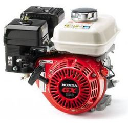 Silnik spalinowy Honda GX 120, Silnik - QX4