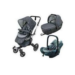 Wózek wielofunkcyjny Neo 3w1 Travel Set Concord (graphite grey)