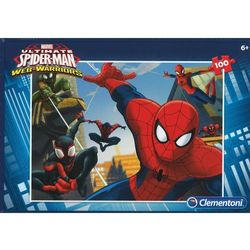 CLEMENTONI 100 EL. Ultimate SpiderMan