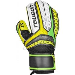 Rękawice bramkarskie Reusch Re:pulse S1 Junior 36 72 202 948