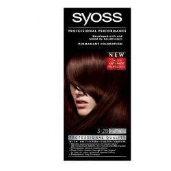 Syoss Farba do włosów Ciemna czekolada 3-28