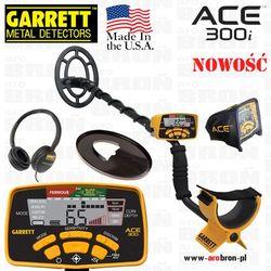 GARRETT Ace 300i 7x10