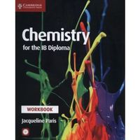 Chemistry for the IB Diploma Workbook + CD (opr. miękka)