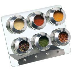Stojak na przyprawy 6 słoiczków - Kitchen Craft