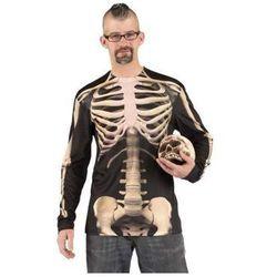 Koszulka Szkieletor - przebrania dla dorosłych - M