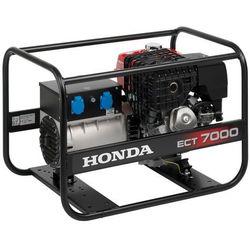Agregat trójfazowy Honda 400V ECT7000