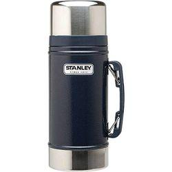 Termos obiadowy Stanley Classic granatowy 0,7L