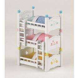EPOCH Potrójne łóżko piętrowe