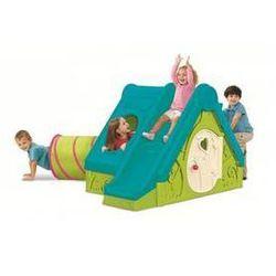 Domek dla dzieci Keter Funtivity Playhouse Niebieski/Zielony