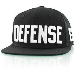 czapka z daszkiem K1X - O.D. Black/White 0010 (0010)