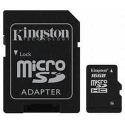 Kingston Micro SDHC-16GB Class 4