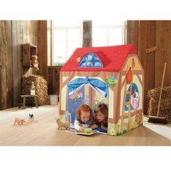 Namiot - Domek na Farmie