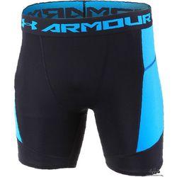 Under Armour HeatGear Armour Media Comp Short Black/Blue