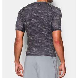 Koszulka kompresyjna Under Armour HeatGear® Armour Printed Short Sleeve Compression M 1257477-005