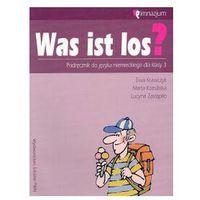 Was ist los? Podręcznik do języka niemieckiego do klasy 3 gimnazjum + kasety