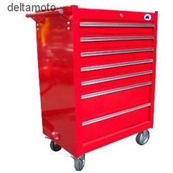 Szafka narzędziowa, 7 szuflad, 65cm, RED