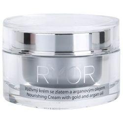 RYOR Argan Care With Gold krem odżywczy ze złotem i olejkiem arganowym + do każdego zamówienia upominek.