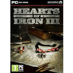 Hearts of Iron 3 Their Finest Hour (PC)