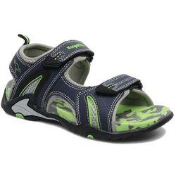 Buty sportowe Kangaroos Sinclair Dziecięce Niebieskie Dostawa 2 do 3 dni