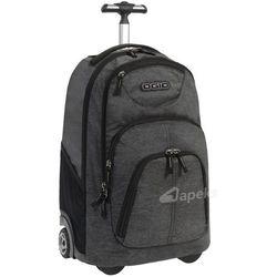 2f02509f93060 Ogio Phantom torba podróżna na kółkach / laptop 17'' / ciemnoszary - Dark  Static