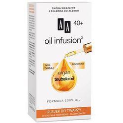 AA OIL INFUSION OLEJEK DO TWARZY 40+
