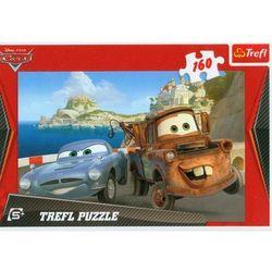 Puzzle 160 Złomek i Finn